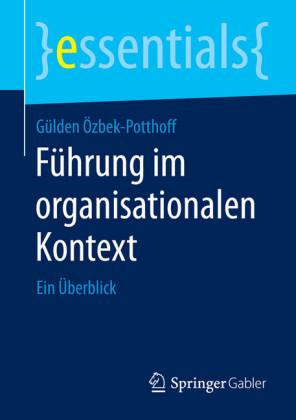 Führung im organisationalen Kontext