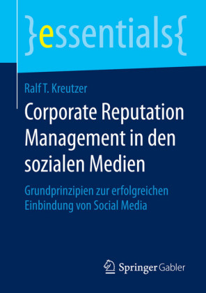 Corporate Reputation Management in den sozialen Medien