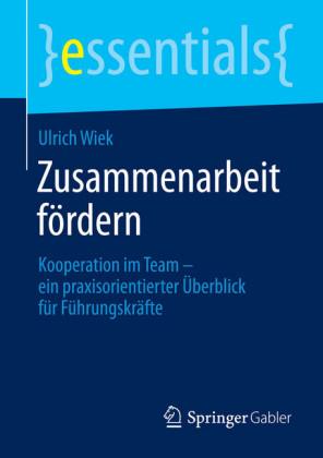 Zusammenarbeit fördern