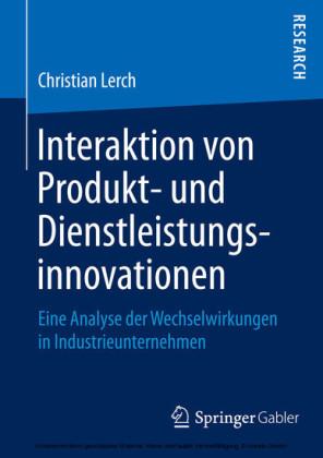 Interaktion von Produkt- und Dienstleistungsinnovationen
