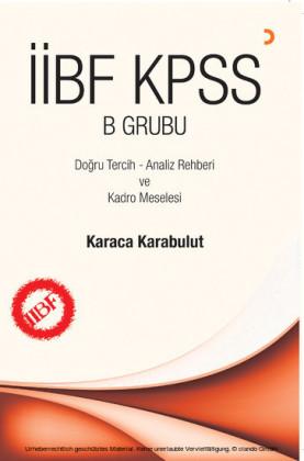 BF KPSS B Grubu