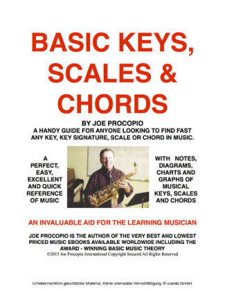 Basic Keys, Scales and Chords