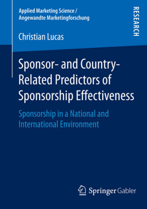 Sponsor- and Country-Related Predictors of Sponsorship Effectiveness