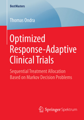 Optimized Response-Adaptive Clinical Trials