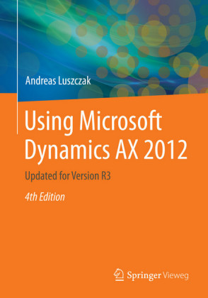 Using Microsoft Dynamics AX 2012