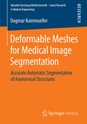 Deformable Meshes for Medical Image Segmentation