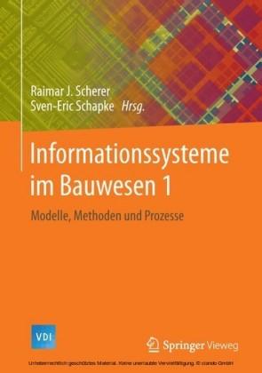 Informationssysteme im Bauwesen 1