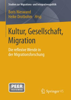 Kultur, Gesellschaft, Migration.