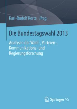 Die Bundestagswahl 2013