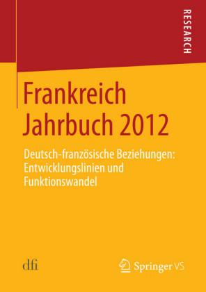Frankreich Jahrbuch 2012