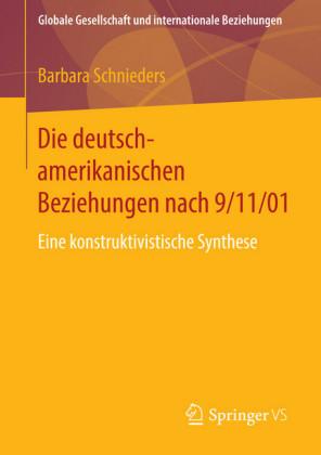 Die deutsch-amerikanischen Beziehungen nach 9/11/01