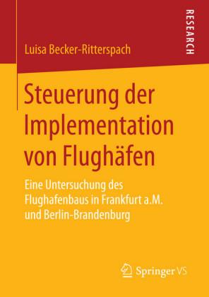 Steuerung der Implementation von Flughäfen