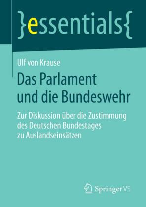 Das Parlament und die Bundeswehr