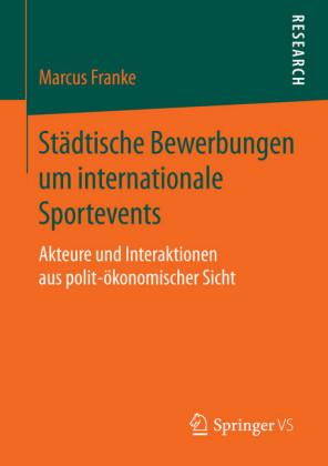 Städtische Bewerbungen um internationale Sportevents