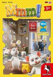 Mmm! (Kinderspiel) Cover