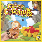 Crazy Coconuts (Kinderspiel) Cover