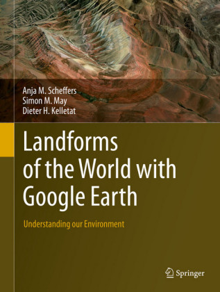 Landforms of the World with Google Earth