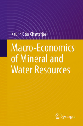 Macro-Economics of Mineral and Water Resources