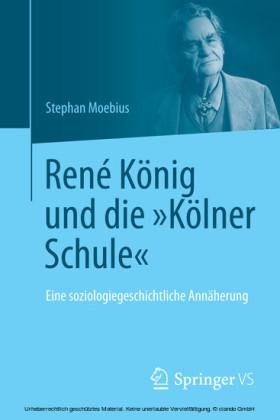 René König und die 'Kölner Schule'