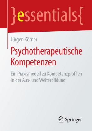 Psychotherapeutische Kompetenzen