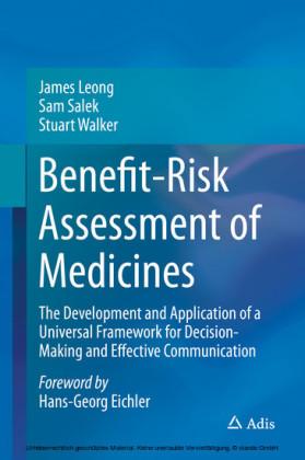 Benefit-Risk Assessment of Medicines