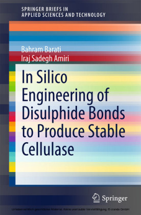In Silico Engineering of Disulphide Bonds to Produce Stable Cellulase