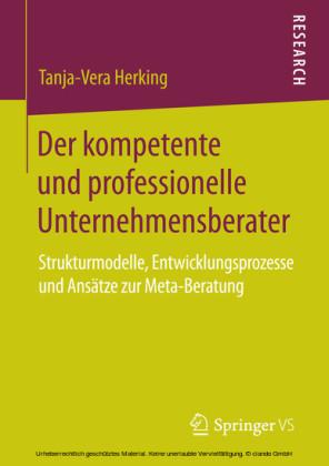 Der kompetente und professionelle Unternehmensberater