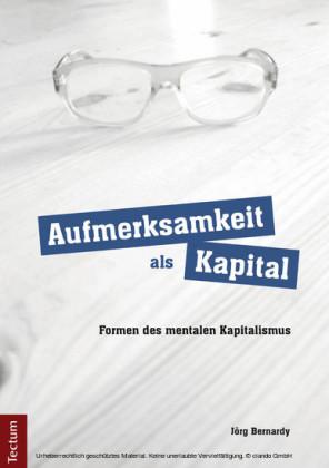 Aufmerksamkeit als Kapital
