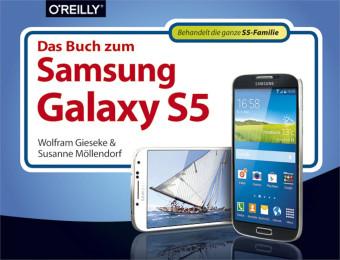 Das Buch zum Samsung Galaxy S5