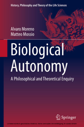 Biological Autonomy