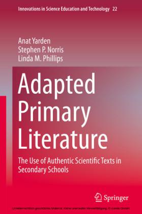 Adapted Primary Literature