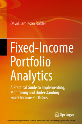 Fixed-Income Portfolio Analytics