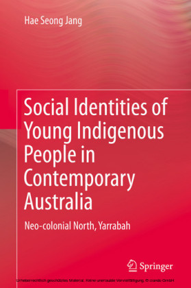 Social Identities of Young Indigenous People in Contemporary Australia