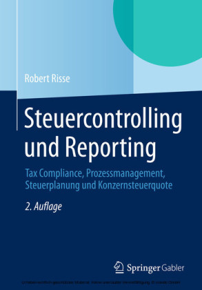 Steuercontrolling und Reporting