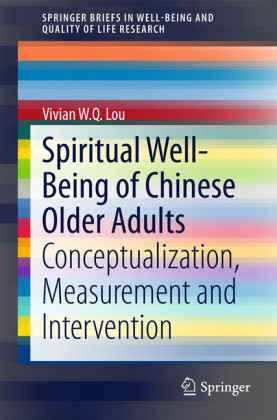 Spiritual Well-Being of Chinese Older Adults