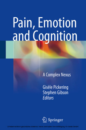 Pain, Emotion and Cognition
