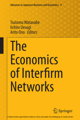 The Economics of Interfirm Networks