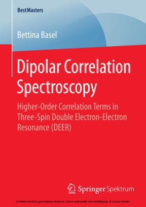Dipolar Correlation Spectroscopy