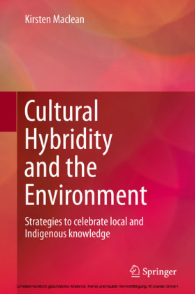 Cultural Hybridity and the Environment
