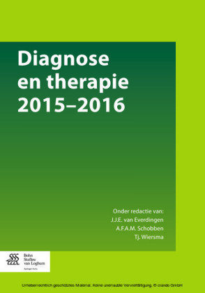 Diagnose en therapie 2015-2016