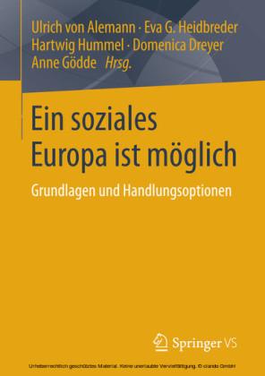 Ein soziales Europa ist möglich