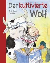 Der kultivierte Wolf Cover