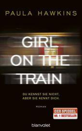 Girl on the Train - Du kennst sie nicht, aber sie kennt dich Cover