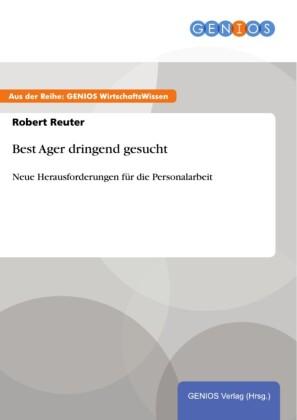 Best Ager dringend gesucht
