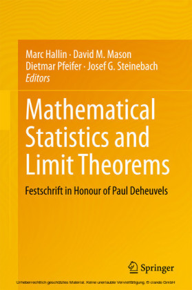 Mathematical Statistics and Limit Theorems