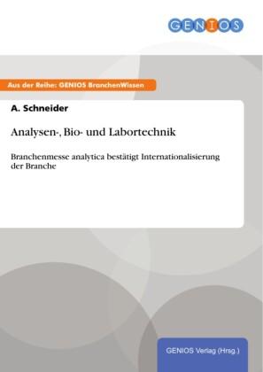 Analysen-, Bio- und Labortechnik