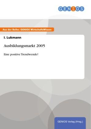 Ausbildungsmarkt 2005