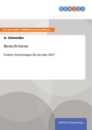 Biotech-Szene