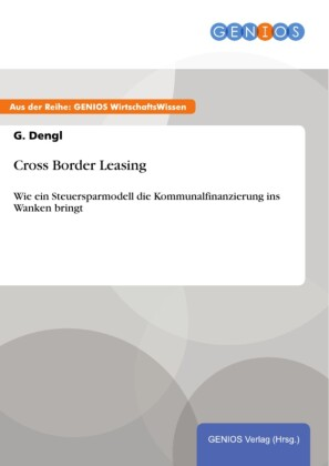 Cross Border Leasing
