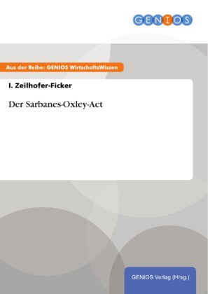 Der Sarbanes-Oxley-Act